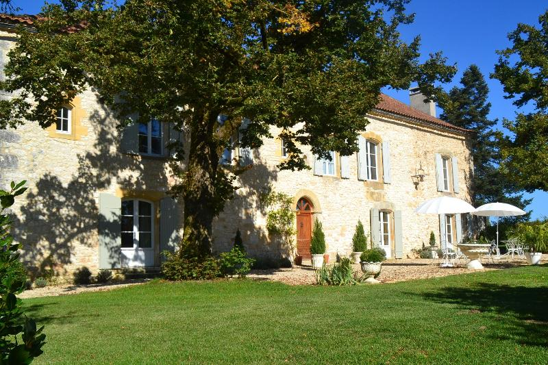 Les Faures manor house - French manor house - Gaugeac - rentals