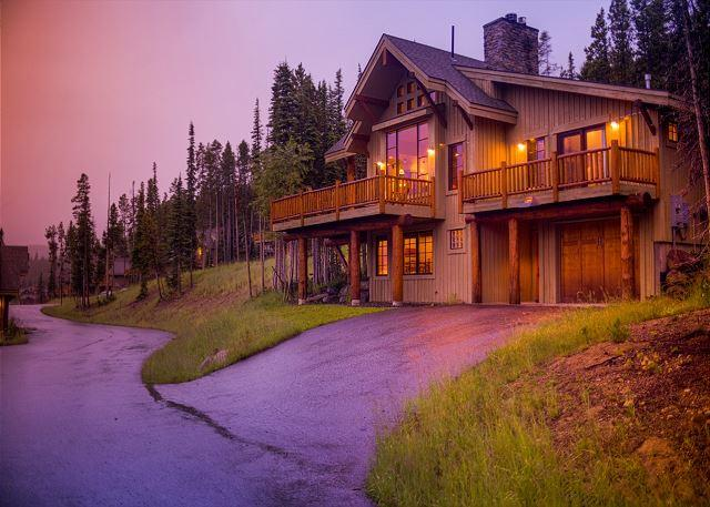 Fabulous ski-in, ski-out property that offers majestic views and privacy too! - Image 1 - Big Sky - rentals