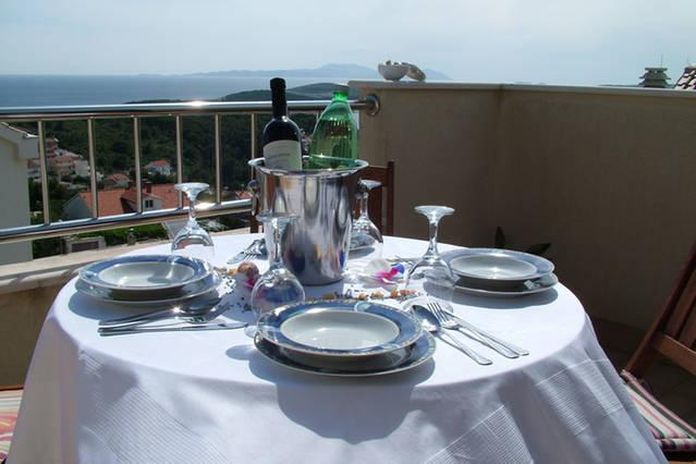 LUXURY APARTMENT IN VILLA , HVAR TOWN, WITH SEA VIEW  FOR 4/5 P - Image 1 - Hvar - rentals