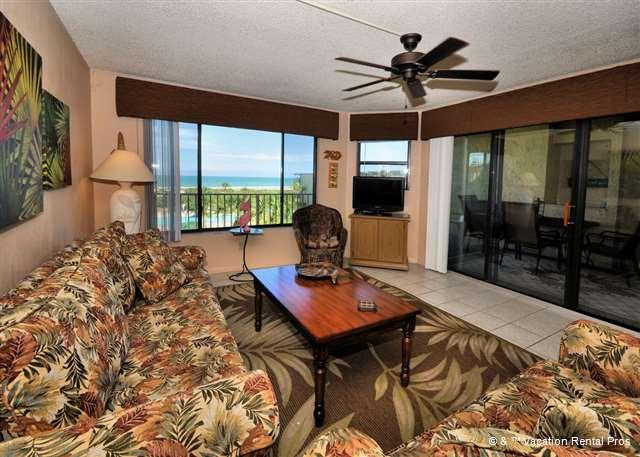 """Take a deep breath and get ready for fun! - Colony Reef 3404 , 3 bedrooms, heated indoor pool, 32"""" HDTV - Saint Augustine - rentals"""