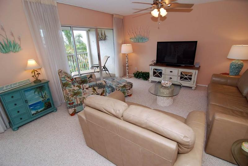 Sanibel Siesta on the Beach unit 207 - Image 1 - Sanibel Island - rentals