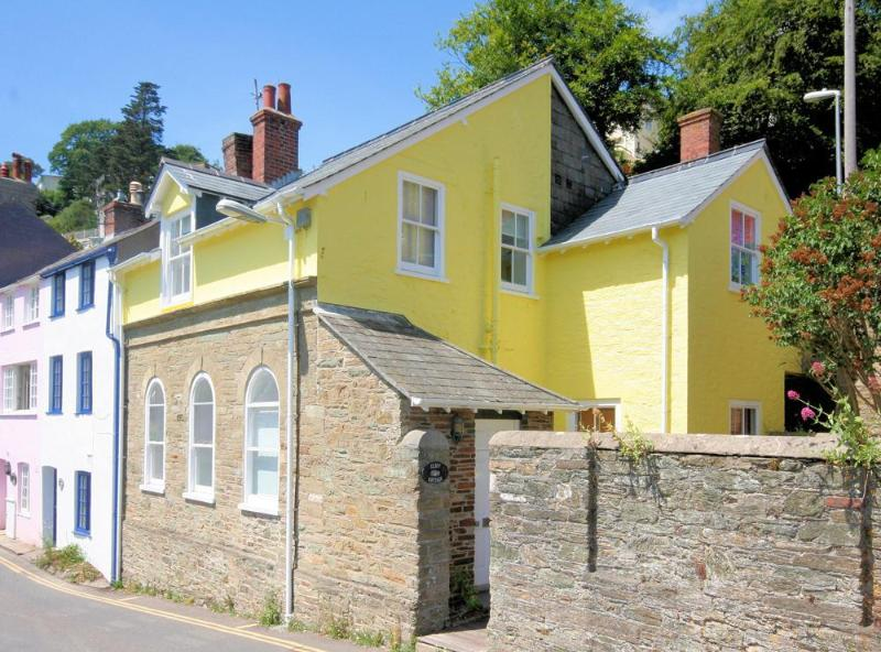 CLIFF COTTAGE resized - Cliff Cottage - Salcombe - rentals