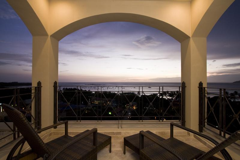 View from your private balcony - Diria Penthouse 601 - Tamarindo - rentals
