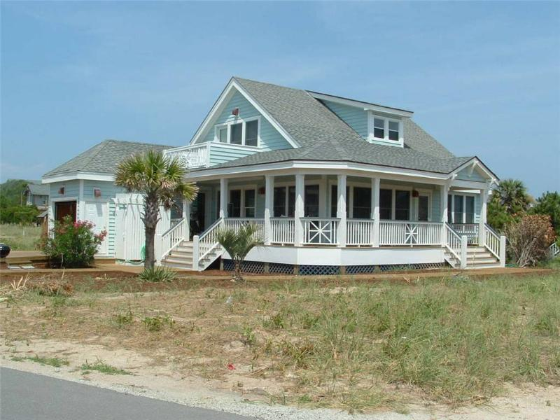 Island Retreat - Image 1 - Bald Head Island - rentals