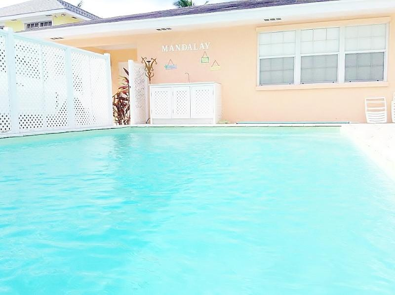 Mandalay Town-house 3 Minutes from Ocean - Image 1 - Nassau - rentals