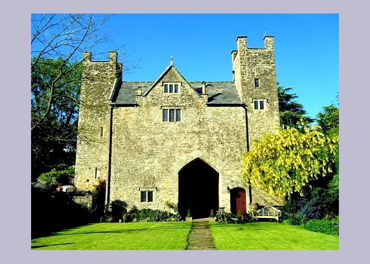 Tower Gatehouse - Image 1 - Beachley - rentals