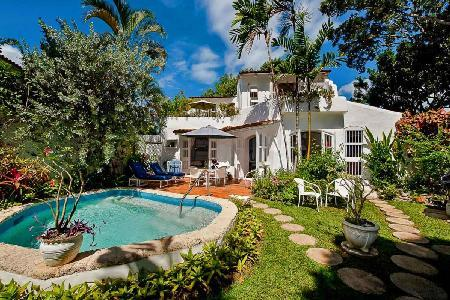 Secret Garden at Merlin Bay with private plunge pool on exclusive Merlin Bay - Image 1 - The Garden - rentals