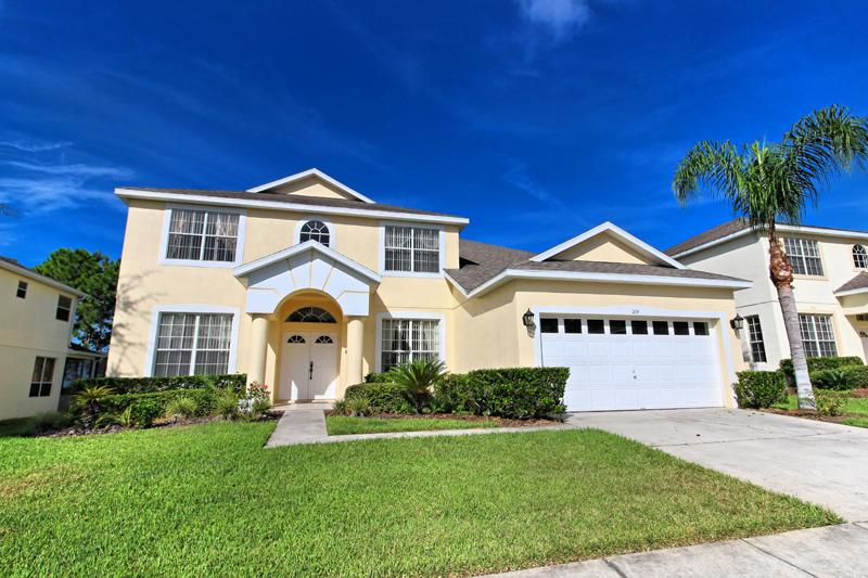 6 Bed South Facing Pool/Golf Views/Games Room - Image 1 - Davenport - rentals