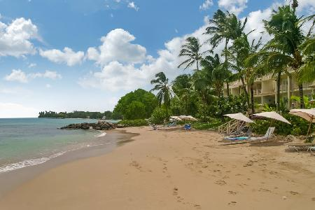 Beachfront on exclusive Platinum Coast Reeds House no4 with tranquil plunge pool - Image 1 - Reeds Bay - rentals