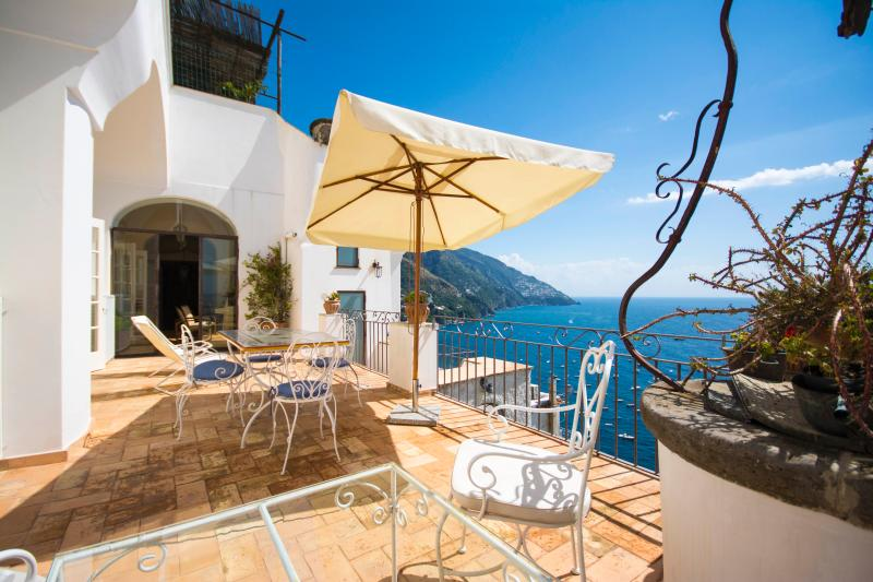 Villa Talia, in the heart of Positano - Image 1 - Positano - rentals