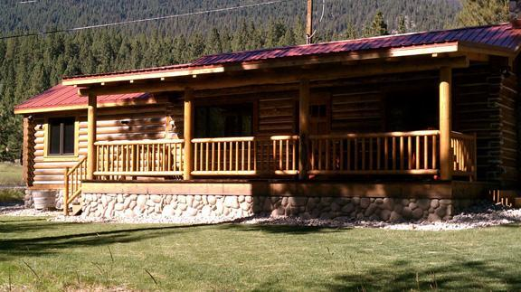 Shooting Star Cabin - Image 1 - Conner - rentals