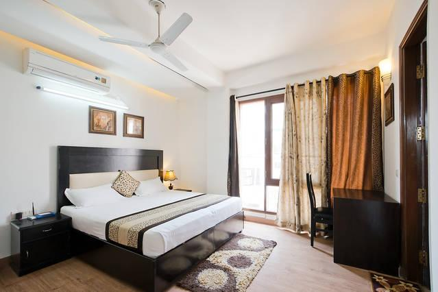 Cozy Studio Apartment in Green Park at Delhi - Image 1 - New Delhi - rentals
