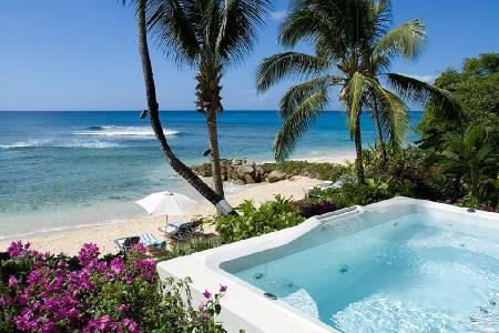 Beachfront Reeds House no9 with spectacular sea views & direct access to garden and beach - Image 1 - Reeds Bay - rentals