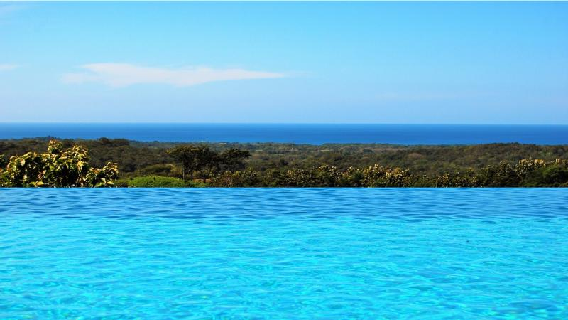 Pacific Panorama by the Pool - Tranquil & luxurious hilltop home - Playa Negra - rentals