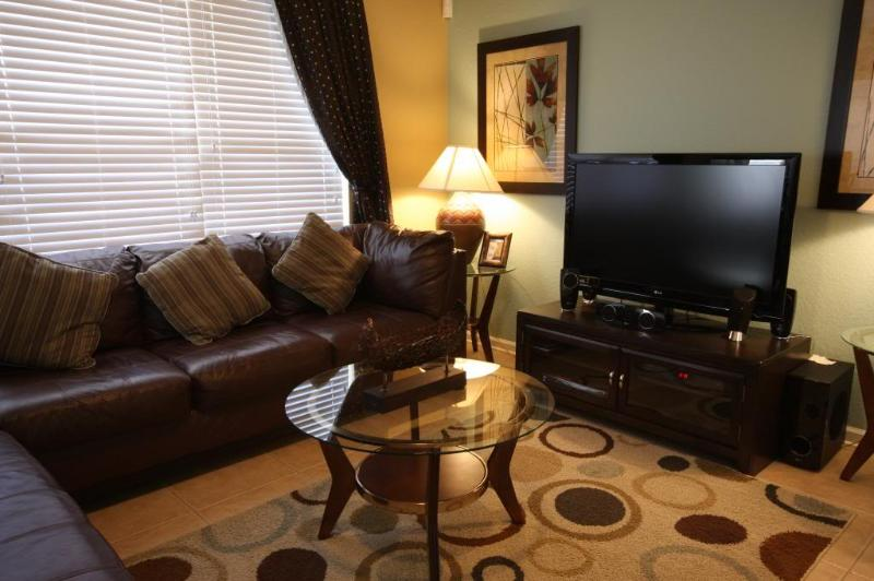Living Room - First Class 6 Bed 4 Bath 4 Miles Disney ,On Resort - Kissimmee - rentals