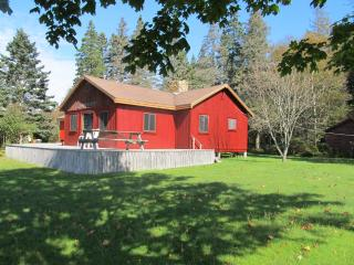 Onshore secluded w/ nice open water views/access - Brooklin vacation rentals
