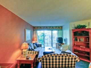 3BR Oceanfront Condo at St. Simons Beach Club! Pool, Beach Access, Partial Ocean View - Georgia Coast vacation rentals
