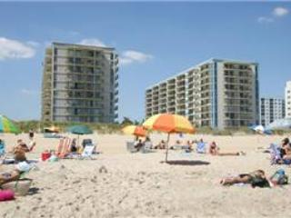 Perfect 2 BR & 2 BA Condo in Ocean City (BRAEMAR 1709) - Image 1 - Ocean City - rentals