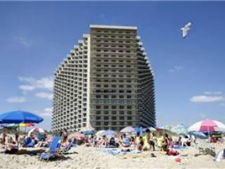 Fabulous Condo with 2 Bedroom/2 Bathroom in Ocean City (Ocean City 2 BR, 2 BA Condo (SEA WATCH 1206)) - Image 1 - Ocean City - rentals
