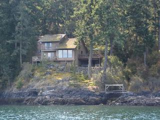 Channel House on San Juan Island - Eastsound vacation rentals