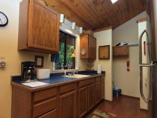 Hearthside Cabin - California Wine Country vacation rentals
