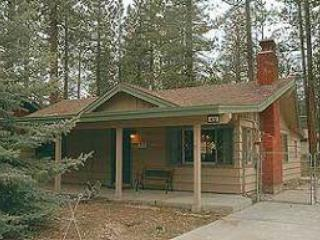 Oriole Cottage #621 - Big Bear Area vacation rentals