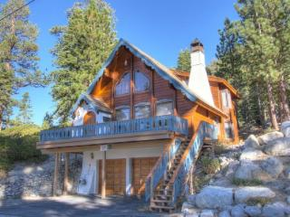 Beautiful lakeview sunsets at a Bavarian-style chalet - HCH0886 - South Tahoe vacation rentals