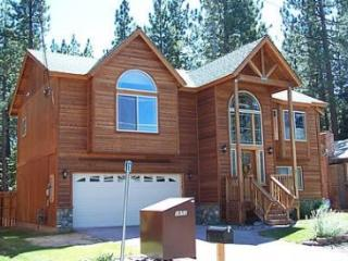 Beautiful, brand new, upscale cabin, 10min to resort-  COH1057 - South Lake Tahoe vacation rentals