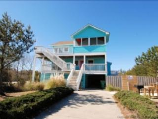 Front - The Whalecome Inn - Corolla - rentals