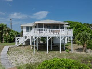 Ballentine - Classic Beach Front Home With 5 Star Sunset Views - Edisto Beach vacation rentals