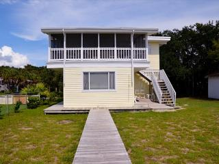 Davis - Small Beach Front Cottage With Screened Porch - Edisto Beach vacation rentals