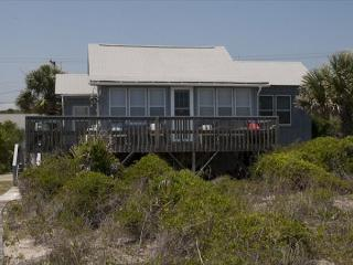 Glass House - Unique Beach Front Cottage - Edisto Beach vacation rentals