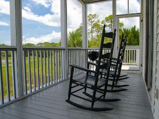 Just Us - Beautiful Marsh Views, Easy Beach Access, 4BR/3.5BA - Edisto Beach vacation rentals