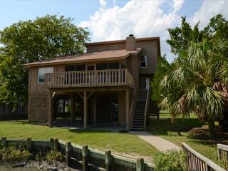 Lost Options - Private Dock, Easy Beach Access - Edisto Beach vacation rentals