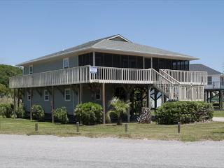 Sea Grass - Easy Beach Access, Screened Porch, Ocean View - Edisto Beach vacation rentals