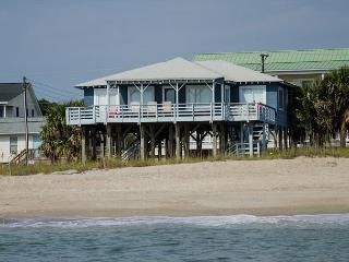 Sea Plus - 4 Bedroom Beach Front Home - Edisto Beach vacation rentals