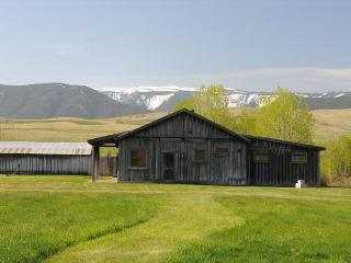 Boulder River Barn - Big Timber vacation rentals