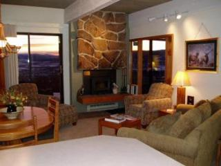 Ski-in, Ski-out.  Ground Floor Unit.  Club C, 113 - Steamboat Springs vacation rentals