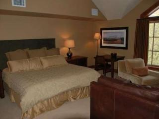 Lodge 318 Lodge Suite, Oversized Room with One Bath, Fireplace, Kitchenette and Outdoor Balcony. Sleeps 4. - Tamarack Resort vacation rentals