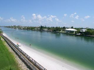 Lands End 3-401 - Great corner unit with new kitchen & oversized balcony! - Treasure Island vacation rentals