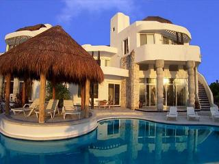 Oceanfront Villa with Pool. Cook Service Option. Spectacular Views - Cozumel vacation rentals