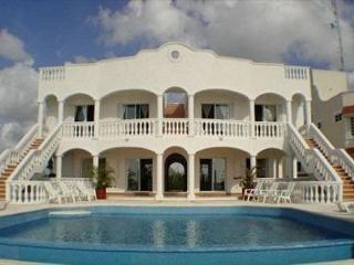 Beachfront Villa on San Francisco Beach. Private Pool. Cook Service Option - Cozumel vacation rentals