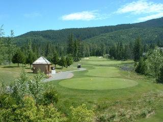 Luxury 3 bedroom townhouse on Chateau Whistler golf course, free internet - Whistler vacation rentals