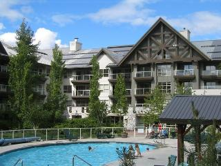 Ski in, ski out 1 bd condo on Blackcomb with hot tubs and pool, free internet - Whistler vacation rentals