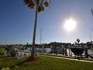 Madeira Beach Yacht Club 261D - Waterfront Condo newly refreshed in 2013! - Saint Petersburg vacation rentals
