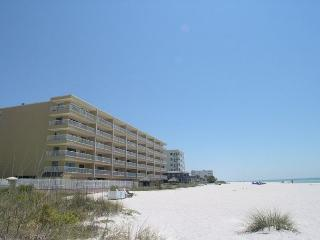 Sea Gate 104 - Dramatically upgraded 2nd floor Gulf Front condo with wifi! - Indian Shores vacation rentals
