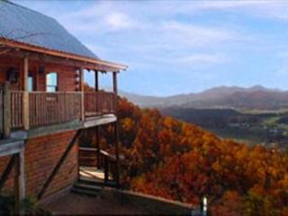 Offering Unbelievable Views of Wears Valley and Absolute Privacy to Boot!  CS - Sevierville vacation rentals
