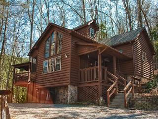 The Name Says It  Private and Spacious Mountain Getaway!   SNUG - Sevierville vacation rentals