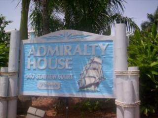 Classic Beach Building & Nice Unit - Admiralty House 1702 South - Marco Island - rentals