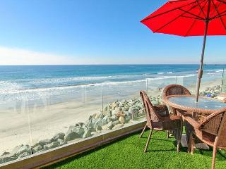Beach Vacation Home with Rooftop Deck P318-1 - Oceanside vacation rentals